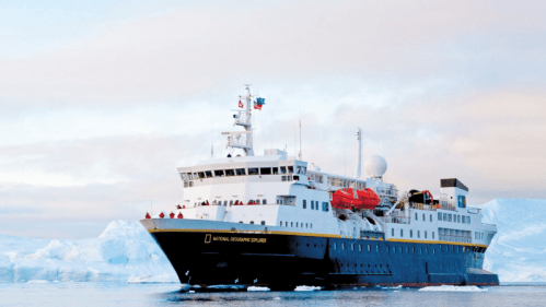 Lindblad Expeditions The National Geographic Explorer