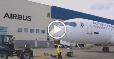Air France Airbus A220s