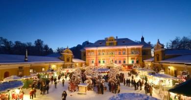 Hellbrunner Christmas Market