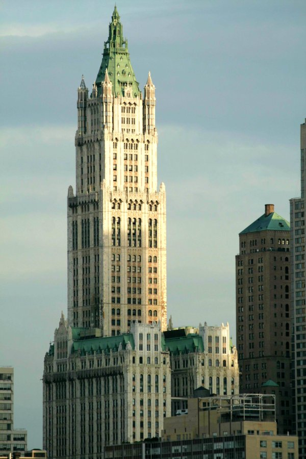 Woolworth Building Power Of Nickel And Dimes Eng 1101 Composing Abstractions