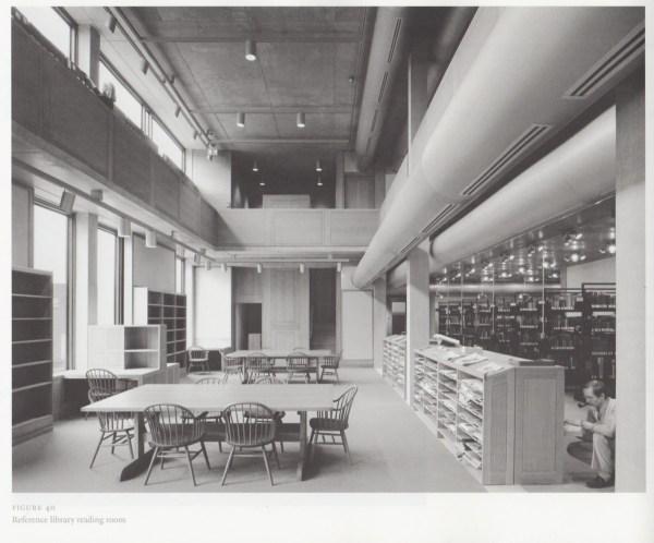Yale Center for British Art Plans