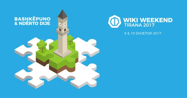Wiki Weekend Tirana 2017