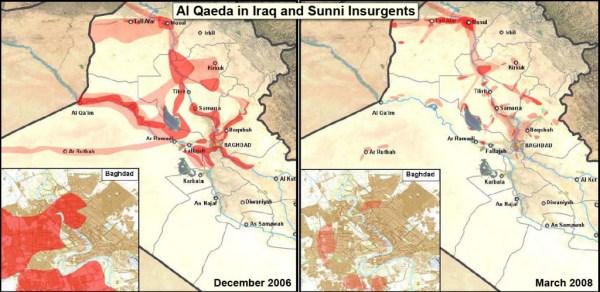 Гражданская война в Ираке 2006-2008.