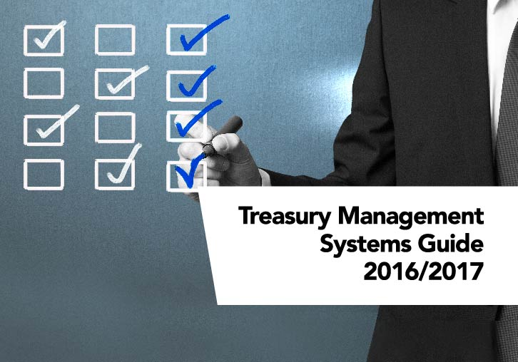 Openlink Tops Treasury Functionality Matrix in Treasury Management Systems Guide 2016/2017
