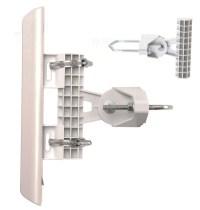 Wireless Antenna Wall Mounts (UBNT) : UBNT UbiBracket ...