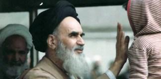 khomeini iran