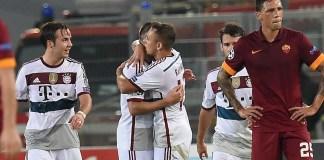 champions roma bayern