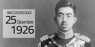imperatore Hirohito