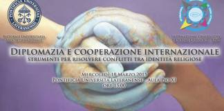 cooperazione diplomazia conflitti identità religiose