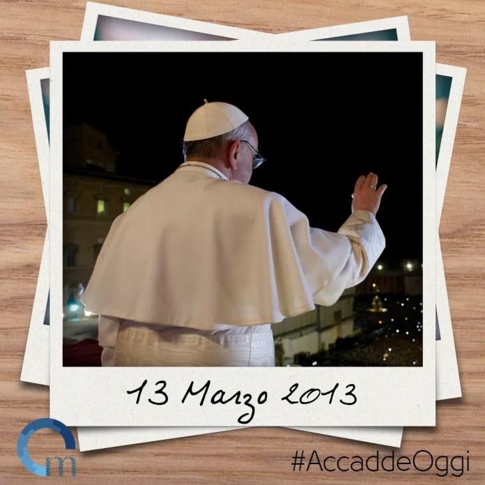 13marzo2013 Papa Francesco