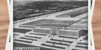 13 maggio 1939: inaugurato lo stabilimento Fiat Mirafiori