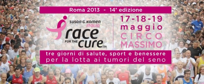 tumore al seno race for the cure