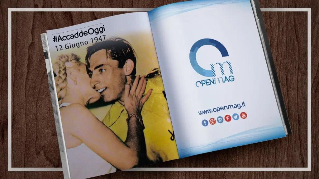 12 Giugno 1947: Coppi vinche il Giro d'Italia - OpenMagazine