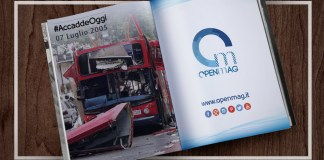07 luglio 2005: attentati di Londra