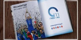 09 Luglio 2006: Italia Campione del Mondo