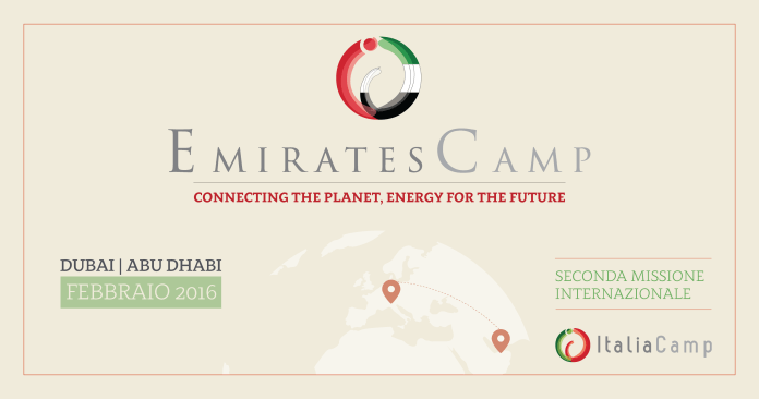 EmiratesCamp: business mission di ItaliaCamp