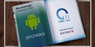 nasce android
