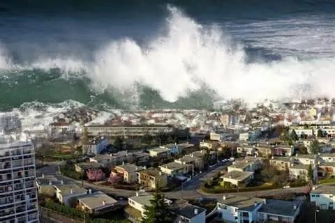 onda di tsunami