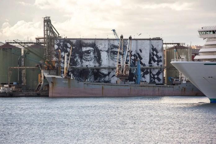 street art Vhils
