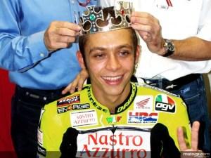 16 febbraio 1979 nasce Valentino Rossi
