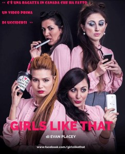"Girls like that: la parte ""pop"" del teatro sociale"
