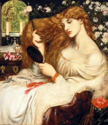 La rivincita della pittura medievale: Rossetti il preraffaellita