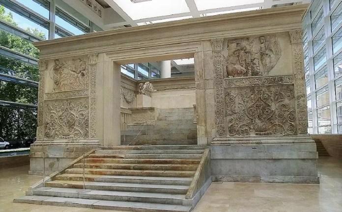 Ara Pacis, l'antica Roma da scoprire d'estate