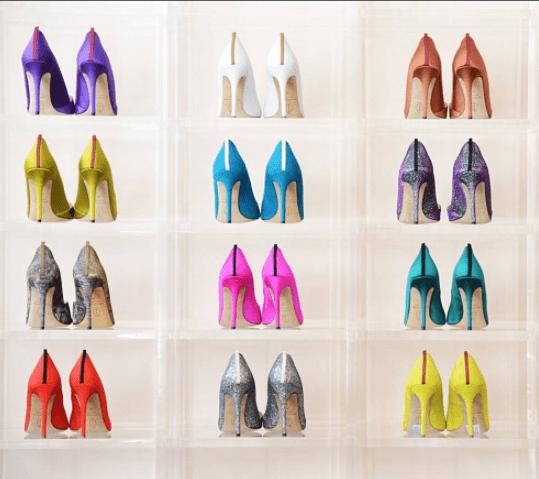 Sneakers di Sarah Jessica Parker
