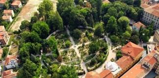 Orto botanico di Padova, splendido sito Unesco