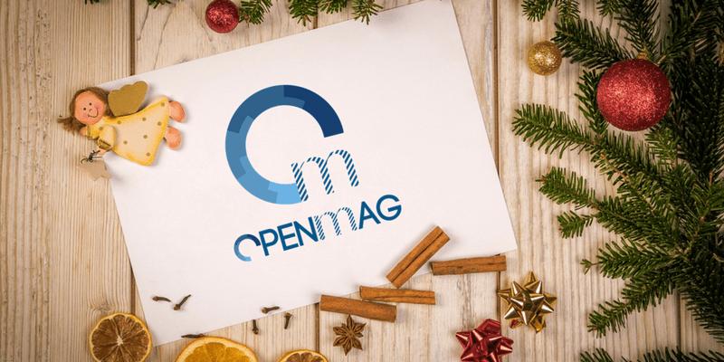 Passione e ripartenze… Un anno di Openmag