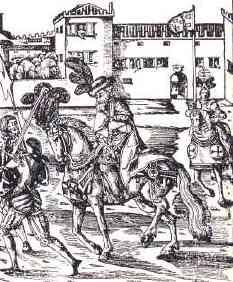 cavalieri d'epoca