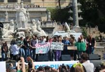 Greta Thunberg: Roma ha risposto con entusiasmo