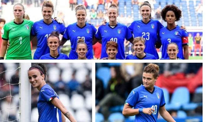Mondiali: quando il calcio diventa un gioco da ragazze