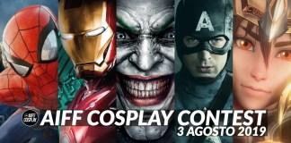 Ad Ariano Irpino tra supereroi, cosplayer e contest