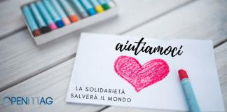 Gentilezza e solidarietà in risposta al Covid-19
