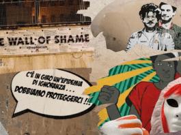 La street artist Laika: anche i muri parlano... E denunciano