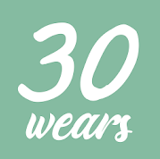 Logo dell'app 30wears