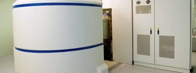 Cyclotron produces radiotracers for radiopharmaceuticals