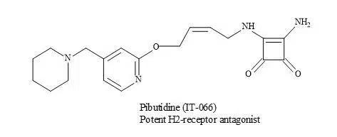 Figure 58. Pibutidine hydrochloride (IT-066)