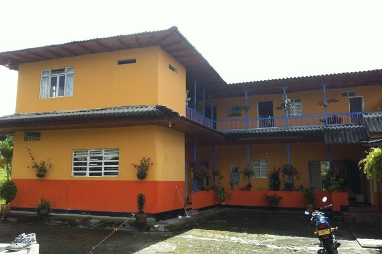 Casa Rural San Juan de las Araucarias
