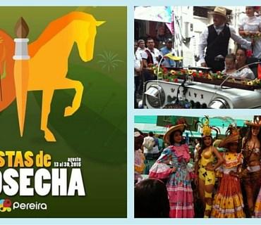 Pereira, Colombia: Fiestas de la Cosecha