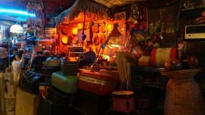 Weird Bar in Bogota