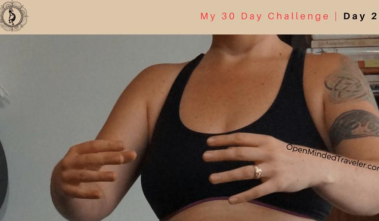 Day 2 My Tai Chi Plan| My 30 Day Challenge