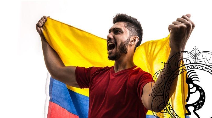 colombian men