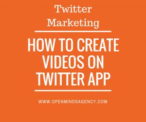 Videos on Twitter App