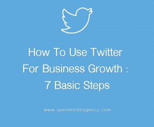 Use Twitter For Business Growth
