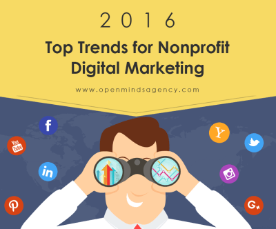 Top Trends for Nonprofit Digital Marketing