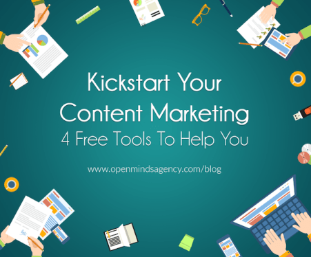 Kickstart your content marketing