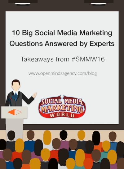 10 Big Social Media Marketing Questions Answered by Experts