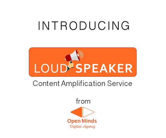Introducing Loudspeaker Content Amplification Service